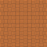 Parquet ligation brickwork Stock Images