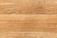 Parquet made of oak wood planks. Close-up Stock Photos