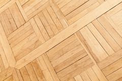 Parquet made of oak wood planks, texture Royalty Free Stock Images