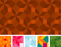 Parquet Pattern 2. Seamless geometric pattern for backgrounds and textures Stock Photos