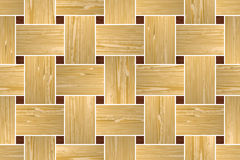 Parquet pattern semless Stock Images