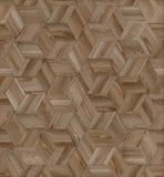 Parquet rhombus hexagon repeating Stock Photos