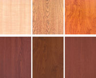 Parquet samples Stock Photography