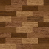 Parquet seamless floor texture Royalty Free Stock Photos