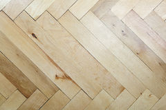 Parquet texture of wooden planks as background Stock Images