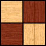 Parquet Vector Seamless Pattern. Hardwood Flooring vector illustration