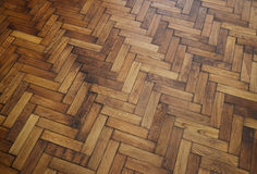 Parquetry floor Royalty Free Stock Photo