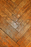 Parquetry floor Stock Images