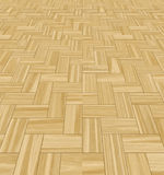 Parquetry wood floor tiles Royalty Free Stock Image