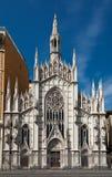 Parr Sacro Cuore del Suffragio della chiesa Fotografie Stock Libere da Diritti