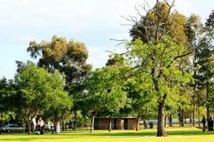 Parramatta公园@悉尼 库存图片
