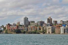 Parramatta flod Royaltyfri Foto