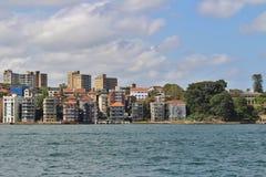 Parramatta-Fluss Stockfoto
