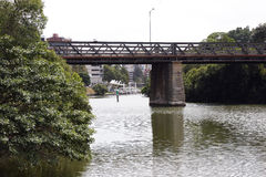 Parramatta River Royalty Free Stock Photo