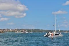 Parramatta rzeka Obrazy Stock