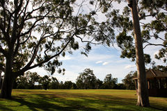Parramattapark @ Sydney Stock Afbeeldingen