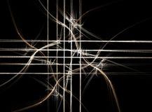 Parrilla ilustración del vector