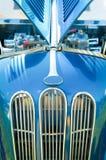 Parrilla auto Foto de archivo libre de regalías