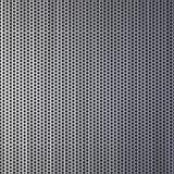 Parrilla de acero aplicada con brocha stock de ilustración