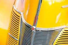 Parrilla de encargo de Ford V8 fotos de archivo libres de regalías