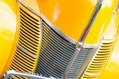 Parrilla de encargo de Ford V8 foto de archivo