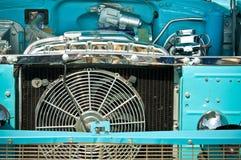 Parrilla de radiador imagen de archivo libre de regalías