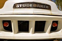 Parrilla de Studebaker de una recogida de 50 ` s Foto de archivo