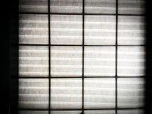 Parrilla del metal fotografía de archivo