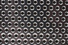 Parrilla del metal. Foto de archivo libre de regalías