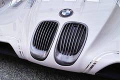 Parrilla delantera de BMW V12 LMR Imagen de archivo libre de regalías