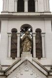 Parrocchia del sacramento benedetto in Tandil Immagini Stock Libere da Diritti