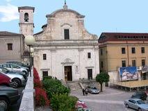 Parrocchia della S Giovanni Battista Fotografie Stock