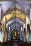 Parrocchia interna del sacramento benedetto in Tandil Immagine Stock
