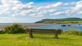 Parrog, Pembrokeshire, Dyfed, Wales, UK royalty free stock images