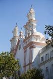 Parroquia de Nuestra Senora del Carmen y Santa Teresa, Cadiz Royalty Free Stock Photos