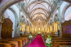 Parroquia De Nuestra Senora Del Rosario church in Guadalajara Stock Photo