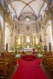 Parroquia De Nuestra Senora Del Rosario church in Guadalajara Stock Image