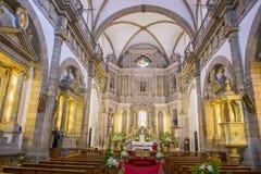 Parroquia De Nuestra Senora Del Rosario church in Guadalajara Royalty Free Stock Photography