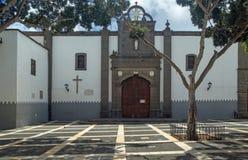 Parroquia de Santo Domingo de Guzman Royalty Free Stock Photo