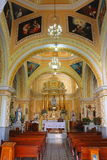 Parroquia del apostol III de San Pedro Imagen de archivo