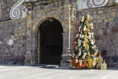 Parroquia San Andres Apostol Fotos de Stock