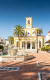 Parroquia San Pedro de Alcantara Royaltyfri Foto