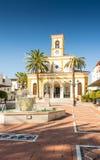 Parroquia San Pedro de Alcantara Image stock