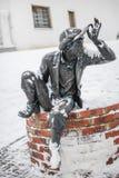 Parrt rzeźby grupy łobuzerka i fileur zdjęcia stock
