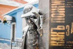 Parrt rzeźby grupy łobuzerka i fileur obraz royalty free