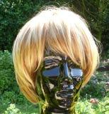 Parrucca dei capelli Fotografie Stock Libere da Diritti