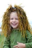 Parrucca divertente Fotografie Stock Libere da Diritti