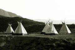 Parrucca Wams a Almeria - il selvaggio ad ovest di Europa immagini stock libere da diritti
