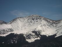 Parry Peak Stock Foto