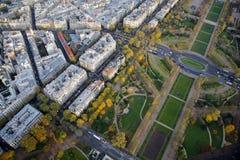 París, Francia. Champ de Mars. Fotos de archivo libres de regalías